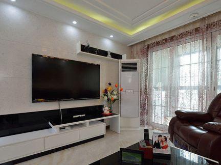 家庭装饰设计电视背景墙图大全