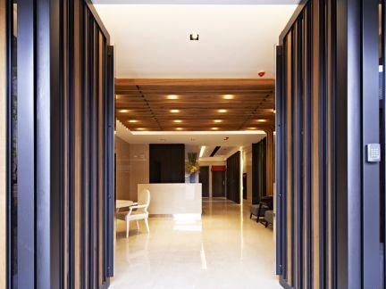 家装设计装修室内门图片欣赏