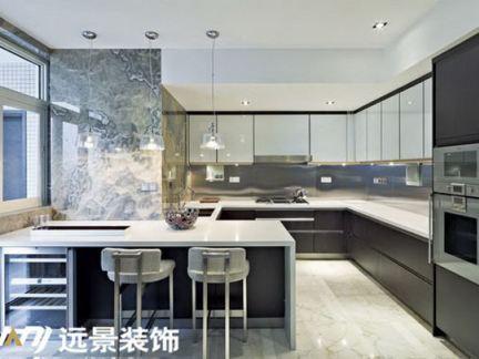 4.7平米厨房装修效果图