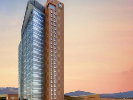 最新酒店建筑设计图片欣赏