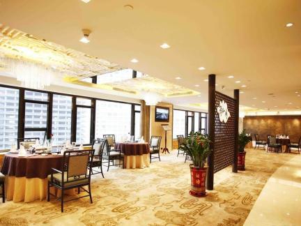 太原迎泽宾馆豪华宴会厅装修设计