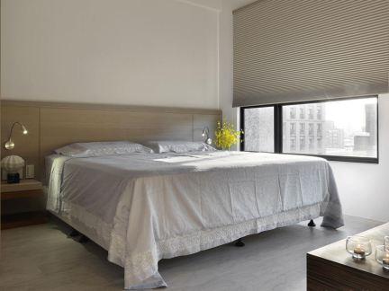 简约小卧室简单装修效果图欣赏