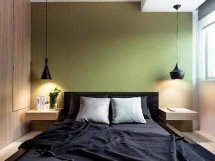 简约家庭6平米卧室装修