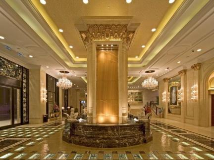 2015酒店立柱装修设计效果图片欣赏