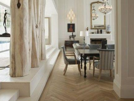 欧式走廊升达木地板图片