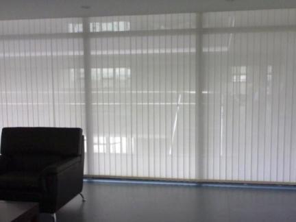 2019办公室窗帘效果图欣赏-房天下装修效果图