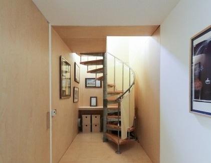 节省空间室内楼梯设计