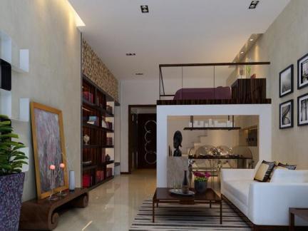 现代复式公寓式住宅图片
