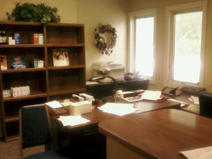 学校办公室装饰室内设计图片
