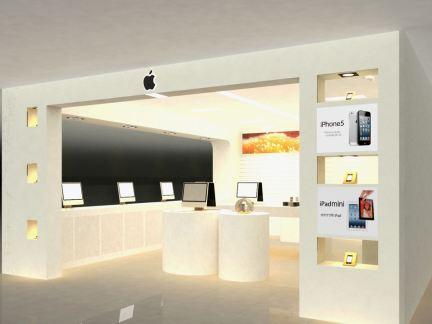 简单手机体验店