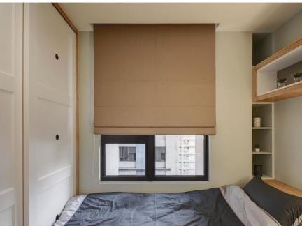 8平米现代简约卧室装修