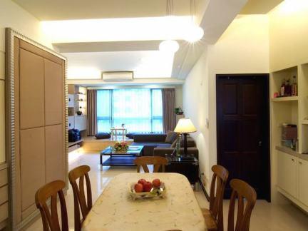 现代小户型餐厅室内设计图片