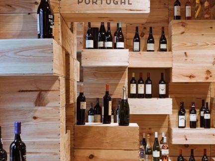 2017红酒展示架图片-房天下装修效果图