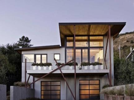 小洋房别墅设计建筑图片