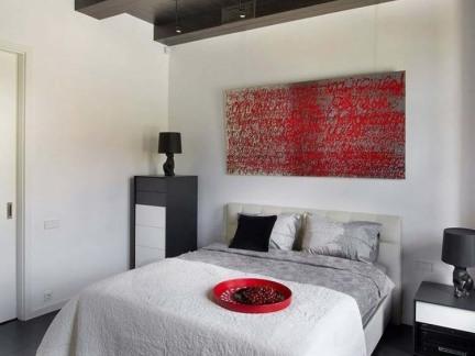 复古简装卧室设计图片