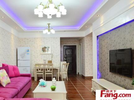 室内客厅电视墙墙面装修设计图片