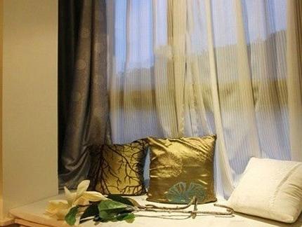 各种三室二厅二卫中式小户型飘窗装修效果图案例欣赏