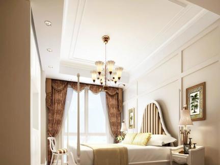 主卧室床之室内卧室床设计图片欣赏大全