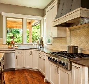2017家装小厨房设计效果图 房天下装修效果图