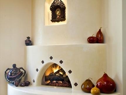 豪宅地中海式客厅背景墙飘窗灯饰装修图板式家具