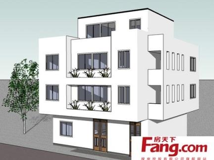 农村2层楼房装修设计图