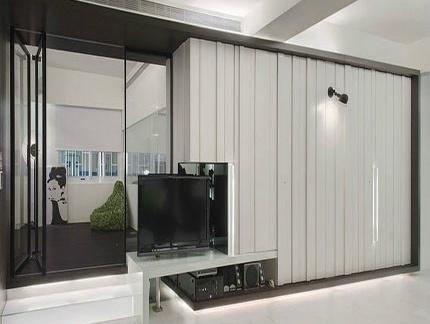 2013现代欧式时尚餐厅天花板吊顶投光灯简欧图