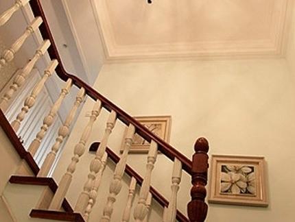 2013最新楼梯间欧式图纸设计