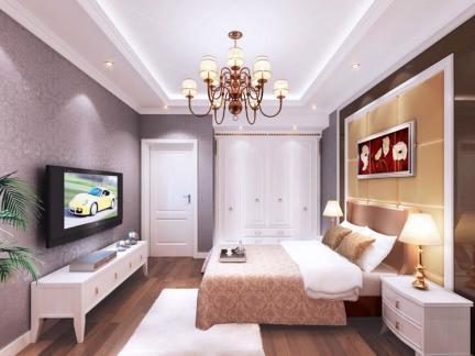 主卧室床之儿童房间