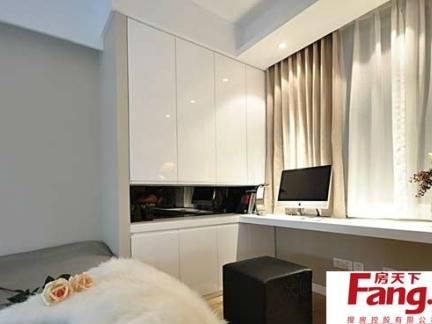 最新的卧室壁橱装修效果图集锦赏析