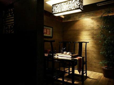 中式茶馆装修图片赏析