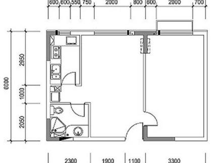 2013最新农村小别墅内部平面设计图纸