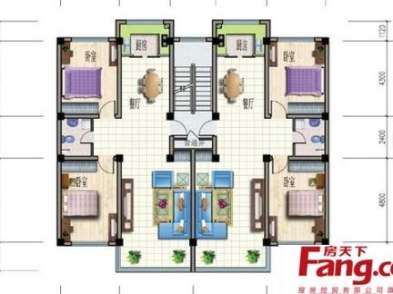 简约二层楼房设计平面图纸大全图片