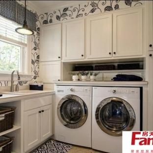 中式厨房橱柜装修效果图图片