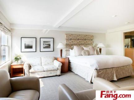 主卧室床之室内卧室床布局效果图欣赏大全图