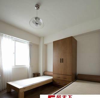 简简单单小卧室日式装修图片