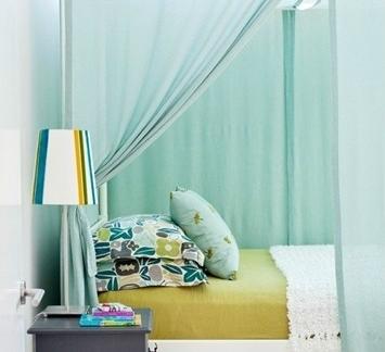 小清新简单卧室装修效果图