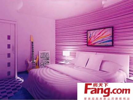 小小书房卧室9平方米卧室装修图