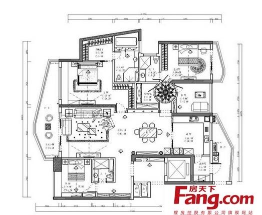 120平方房屋设计图赏析