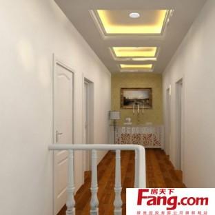 家装走廊顶效果图橱柜效果图高清图片