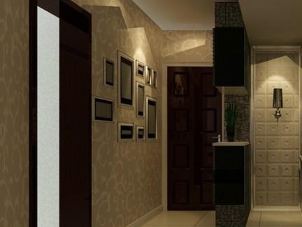 实木卧室门图片