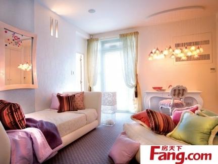 温馨小卧室装修效果图片