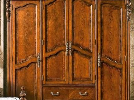 现代花纹衣柜设计图