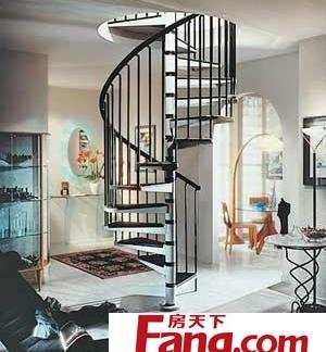 2017楼梯扶手图集图片大全 房天下装修效果图