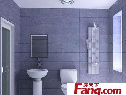 地中海卫浴装修效果图片