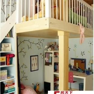 小平米儿童房装修效果图