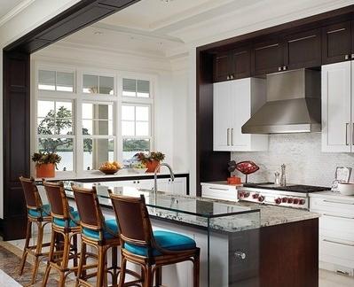 2018厨房简欧吊顶效果图-房天下装修效果图图片
