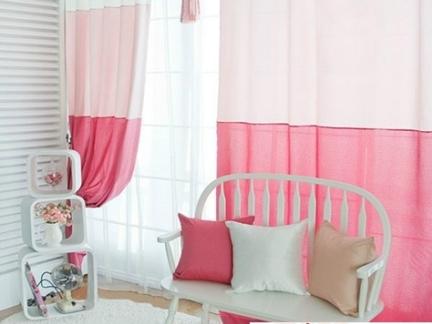 斜窗窗帘做法_窗户窗帘效果图