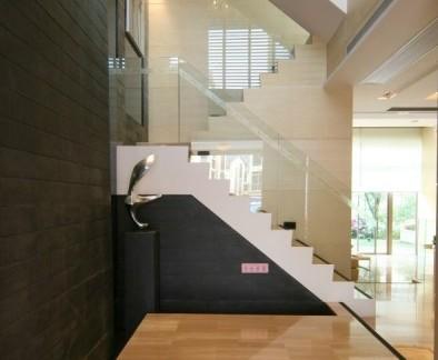 大厅楼梯平面图