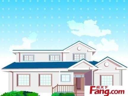 新农村二层别墅外观设计图