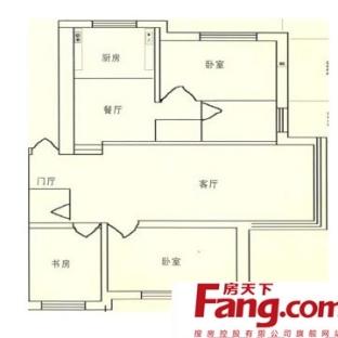 80平方米房屋设计图大全图片